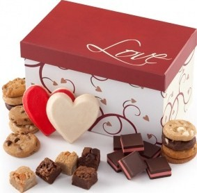 Mrs Fields: All About Love Box