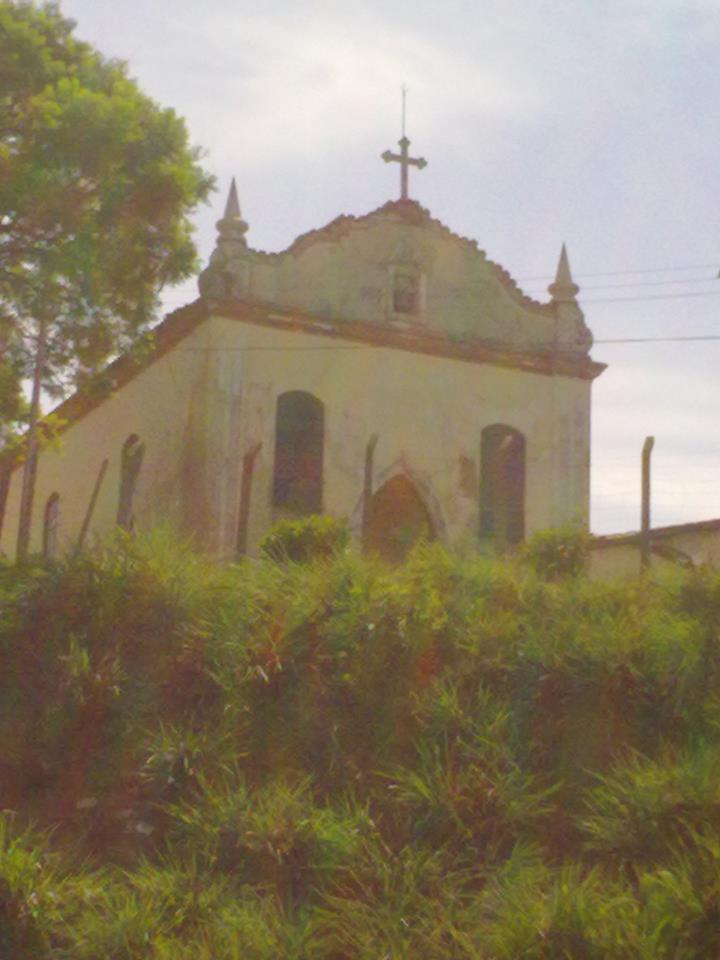 Igreja da FHEMIG de Barbacena MG (Hospital Colônia)
