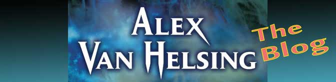 Alex Van Helsing- The Blog