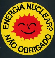 Nuclear energy? No, Thanks!