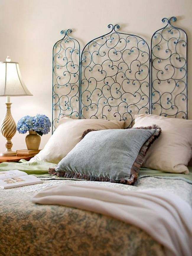 Nice N Funny Unusual Bed Headboard Design Ideas