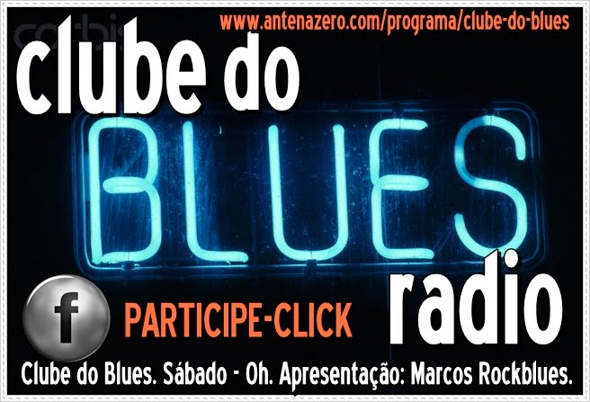 PROGRAMA CLUBE DO BLUES