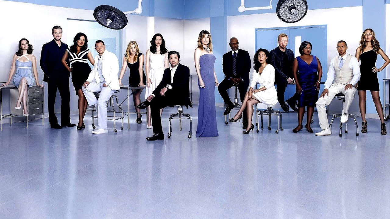 Greys Anatomy Online Watch Series Grey Choices