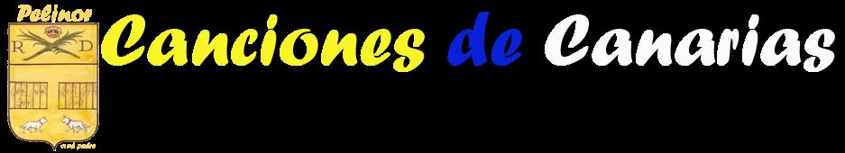 Canciones de Canarias