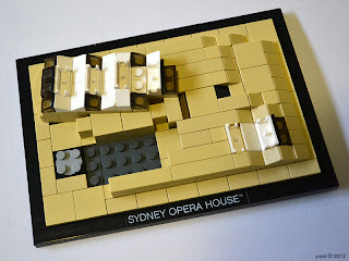 lego sydney opera house - the opera theatre