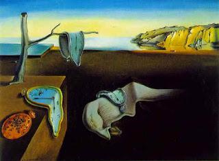 La persistencia de la memoria / Dalí