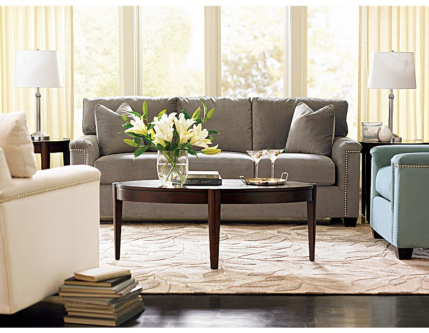pleasing your contemporary living room design is if your furniture