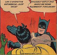 Batman Slaps Robin Comic Generator
