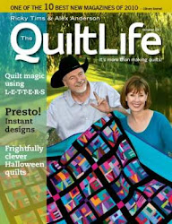 The Quilt Life Magazine