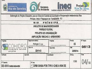 Moradores do bairro da Posse em Teresópolis aguardam a construção do Parque Fluvial prometido pelo INEA desde a tragédia de 12/01/2011