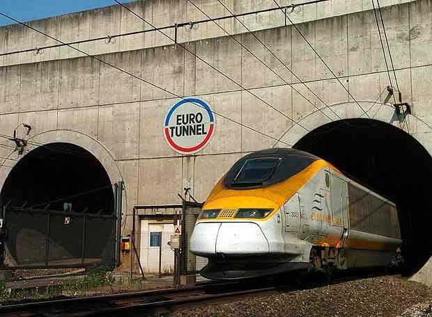 ¿Porque a partir de 1994 operó el túnel entre Inglaterra y Francia?