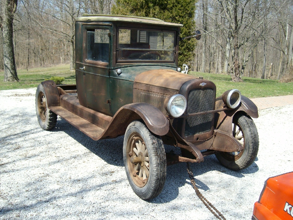 My 1928 chevrolet some old chev trucks for 1928 chevrolet 2 door coupe for sale