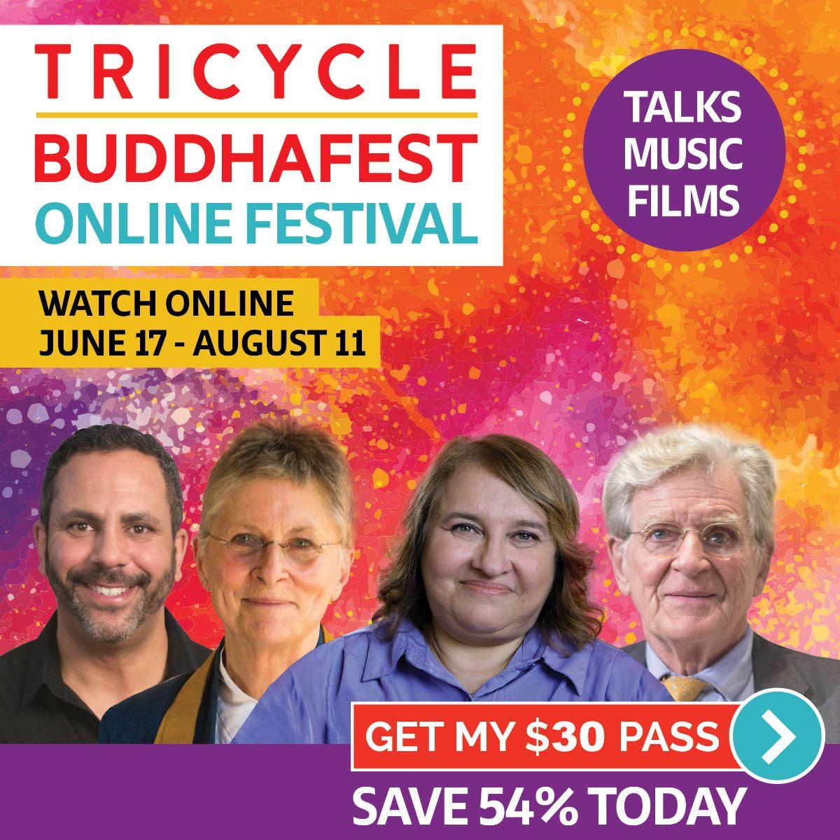 BuddhaFest Online Festival
