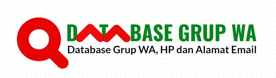 Database Link Grup WA, Alamat Email dan Nomor HP