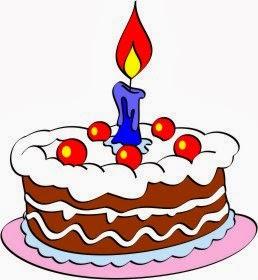 tarta de cumpleaños verfractal