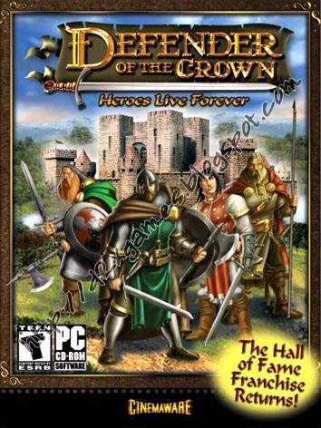 Free Download Games - Defender Of The Crown Heroes
