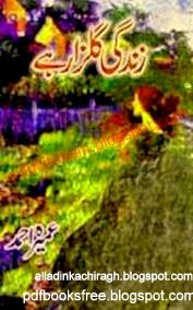 Free download Urdu novel Zindagi Gulzar Hai in pdf