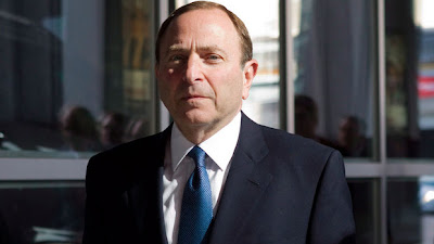 bettman fehr nhl lockout