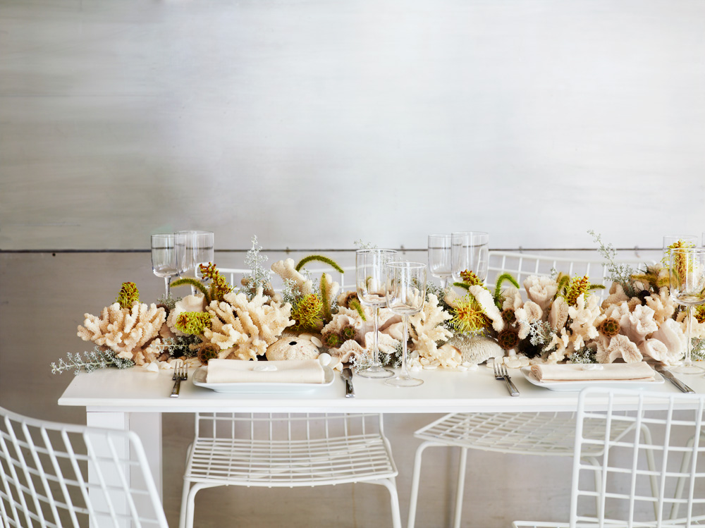 Wedding dreams wedding table decorations flowers