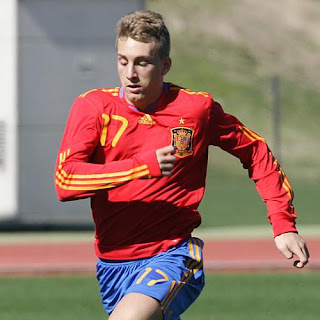 Spain U17 Football Team
