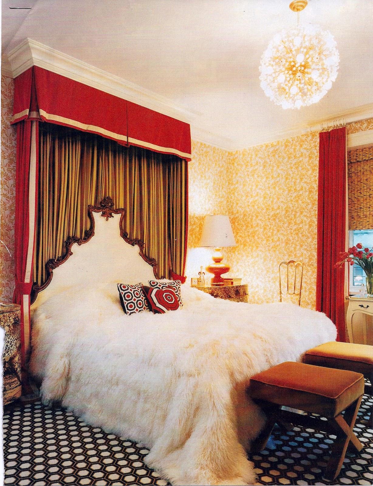 Design Redux Bed Time Part VIII Fantasy - Jonathan adler bedroom