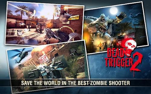 Dead Trigger 2 V0.08.0 Unlimited Ammo