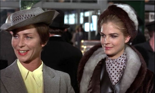 bergman single lesbian women One cool, eternally classy lady, candice bergen was elegantly poised for trendy ice princess stardom when she first arrived on the 60s screen, but.