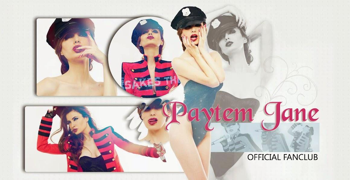 Paytem Jane Official Fanclub