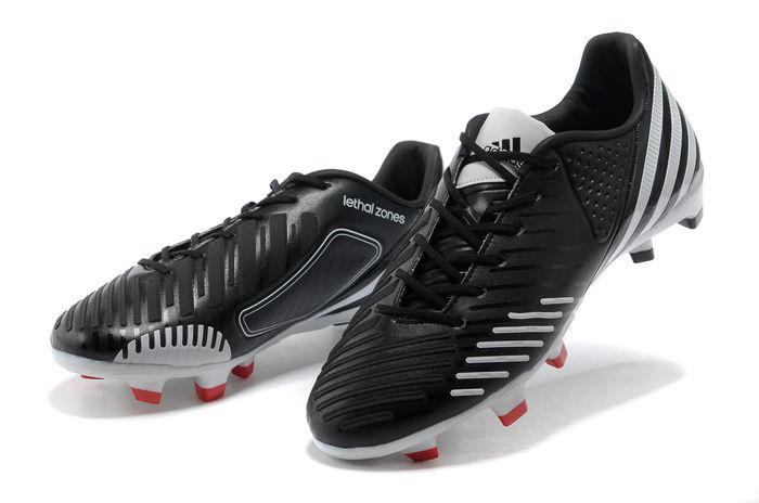 edb53765b718 ... think they d put up much of a fight next to Thomas Müller s design!  Shocking or rocking  Let us know what you think. 2013 Newest Adidas  Predator LZ DB ...