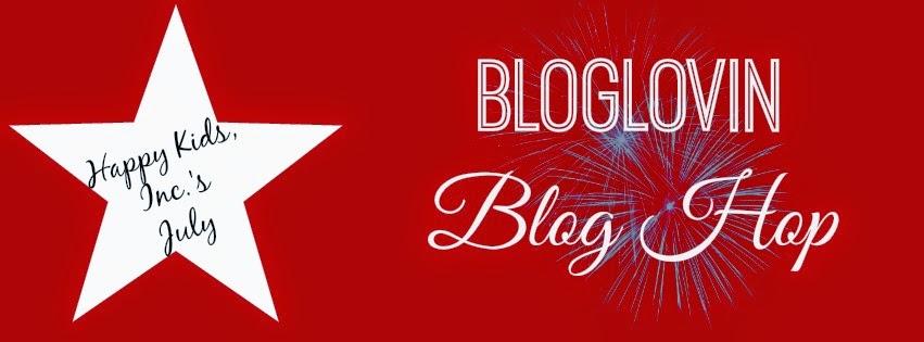 Bloglovin Blog Hop - July