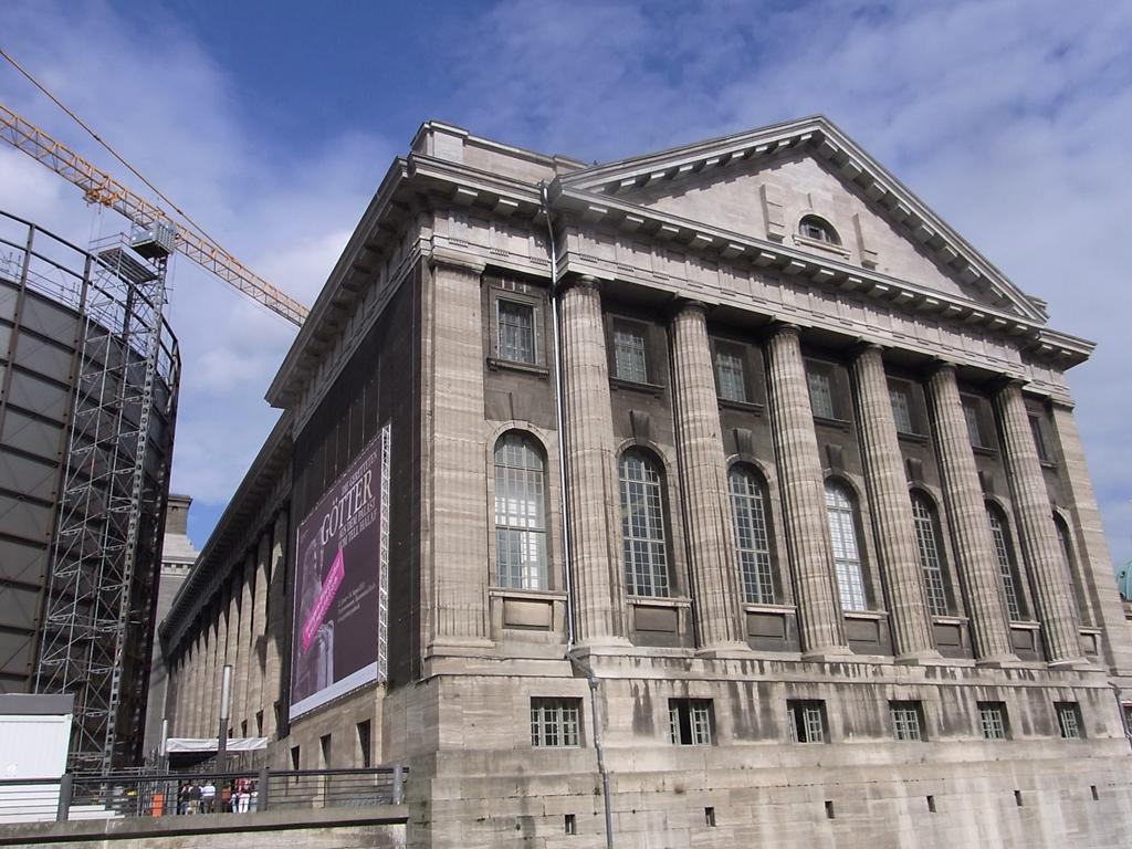 ベルリンおんぼろアパート滞在記: ベルリン美術館2 Pergamonmuseum