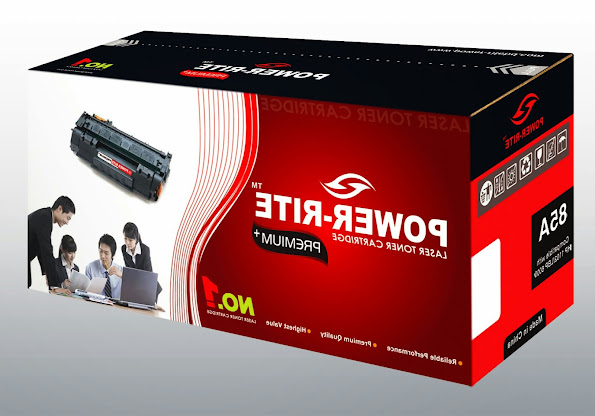 Power Rite Laser Toner Cartridge