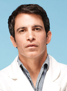 My current celebrity crush is Dr. Danny Castellano from The Mindy Project.  There's just something about him...