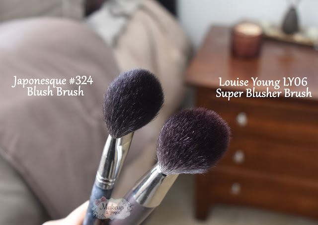 Japonesque Blush Brush Review