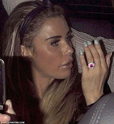 Celebrity ring cost