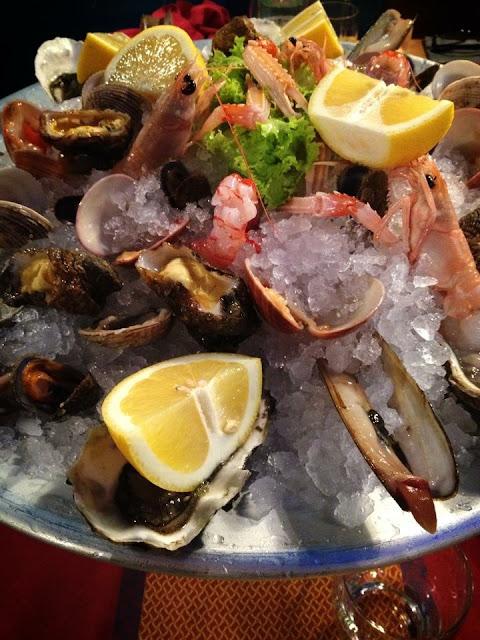Foto del blog Foodpics Italy: pesce crudo mon amour