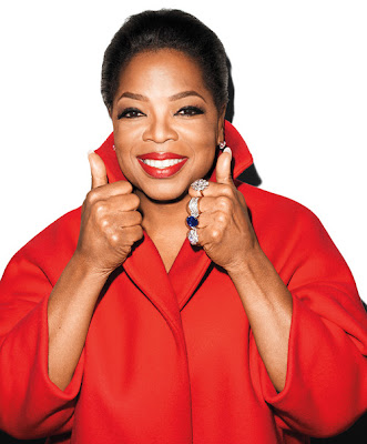 Oprah by Terry Richardson