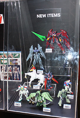 Tamashii 2011 in Hong Kong - Bandai Booth