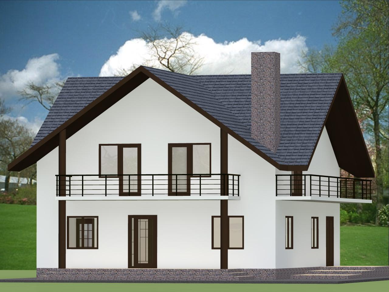 Proiecte constructii for Case de vis mici