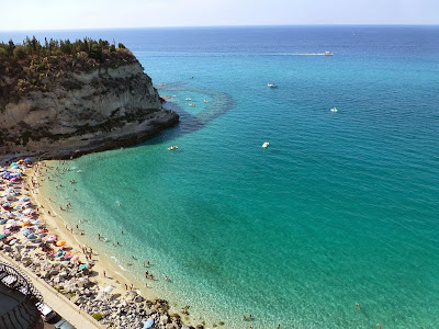 Tropea foreland and seaside