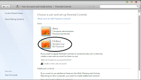 Cara mengaktifkan Parental Control di Windows 7