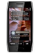 Spesifikasi Nokia X7-00