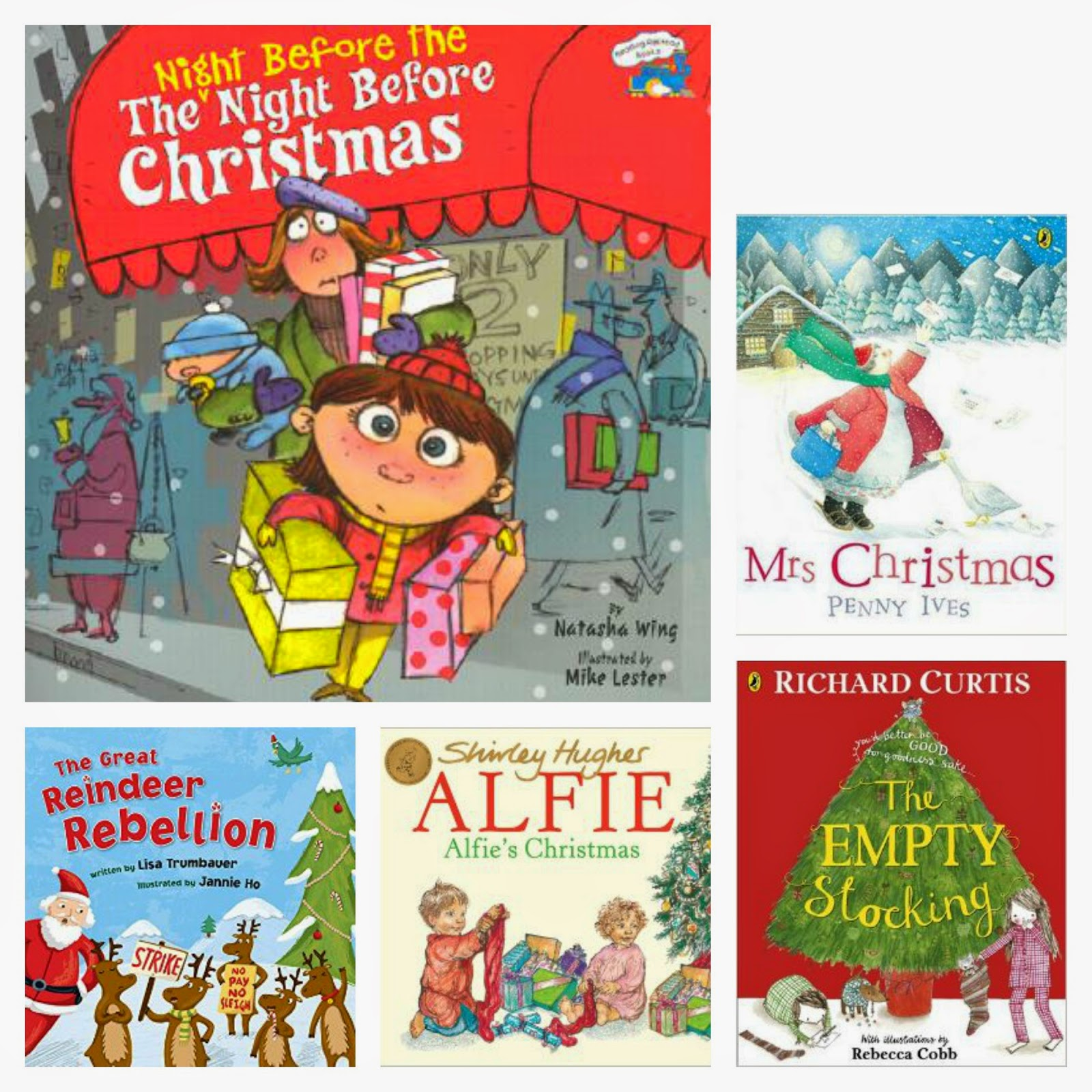 25 of the Best Christmas Books – *Bookclub Special (Part 4)* | V. I. BOOKCLUB