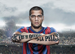 "Dani Alves Sevilla ""Best Player"" 