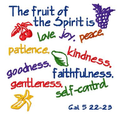 fruits of the sprit Find great deals on ebay for fruit of the spirit in books about nonfiction shop with confidence.