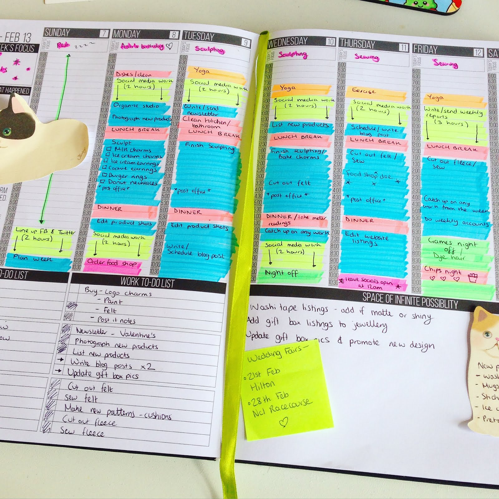 Little Miss Delicious Passion Planner Review
