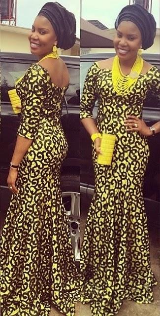 African Dress Ankara Style Dezango Fashion Zone