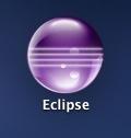 MacのEclipseのテーマの色を黒に変える参考画像
