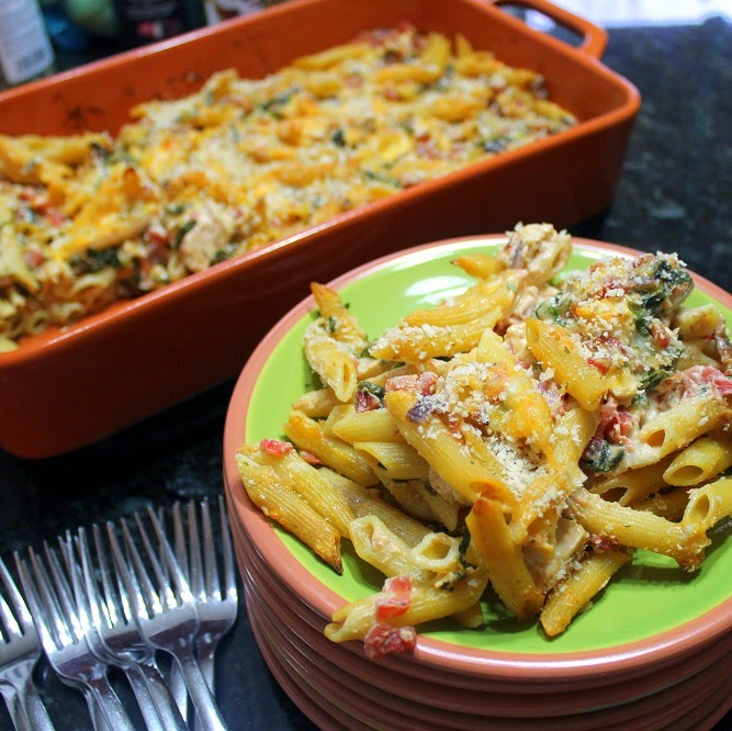 Inspired By eRecipeCards: Tex-Mex Spinach Mac and Cheese - 52 Uses for ...