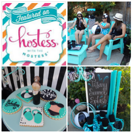 Featured: Hostess with the Mostess